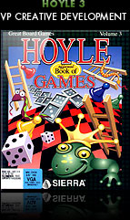 Hoyles Book of Games 3