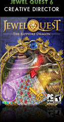 Jewel Quest 6, The Sapphire Dragon