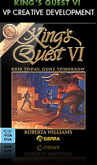 King's Quest 6, Heir Today, Gone Tomorrow