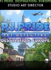 P. J. Pride Pet Detective, Destination: Europe