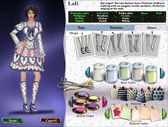 Jojo's Clothing Editor Image