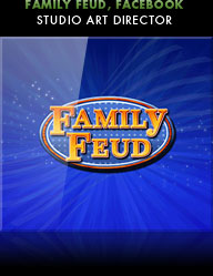 Family Feud, Facebook