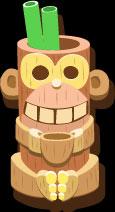 Monkey Cup Image