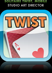 Solitaire Twist Mobile Image