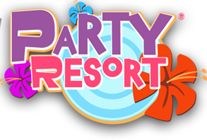 Party Resort Logo Image